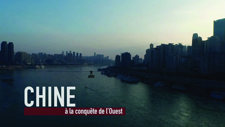 Chine à la conquête de l'Ouest nouveau film